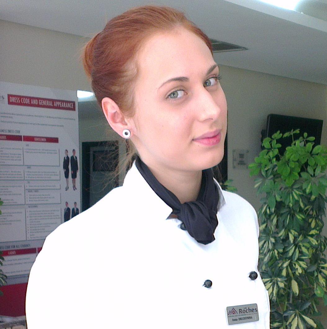 Anna Druzhynina