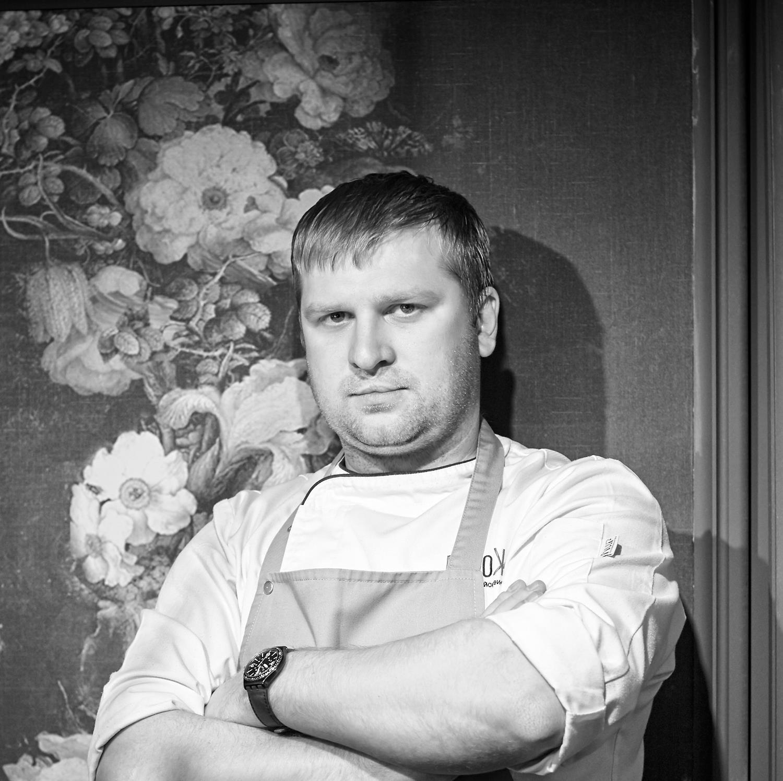 Андрей Мраморнов