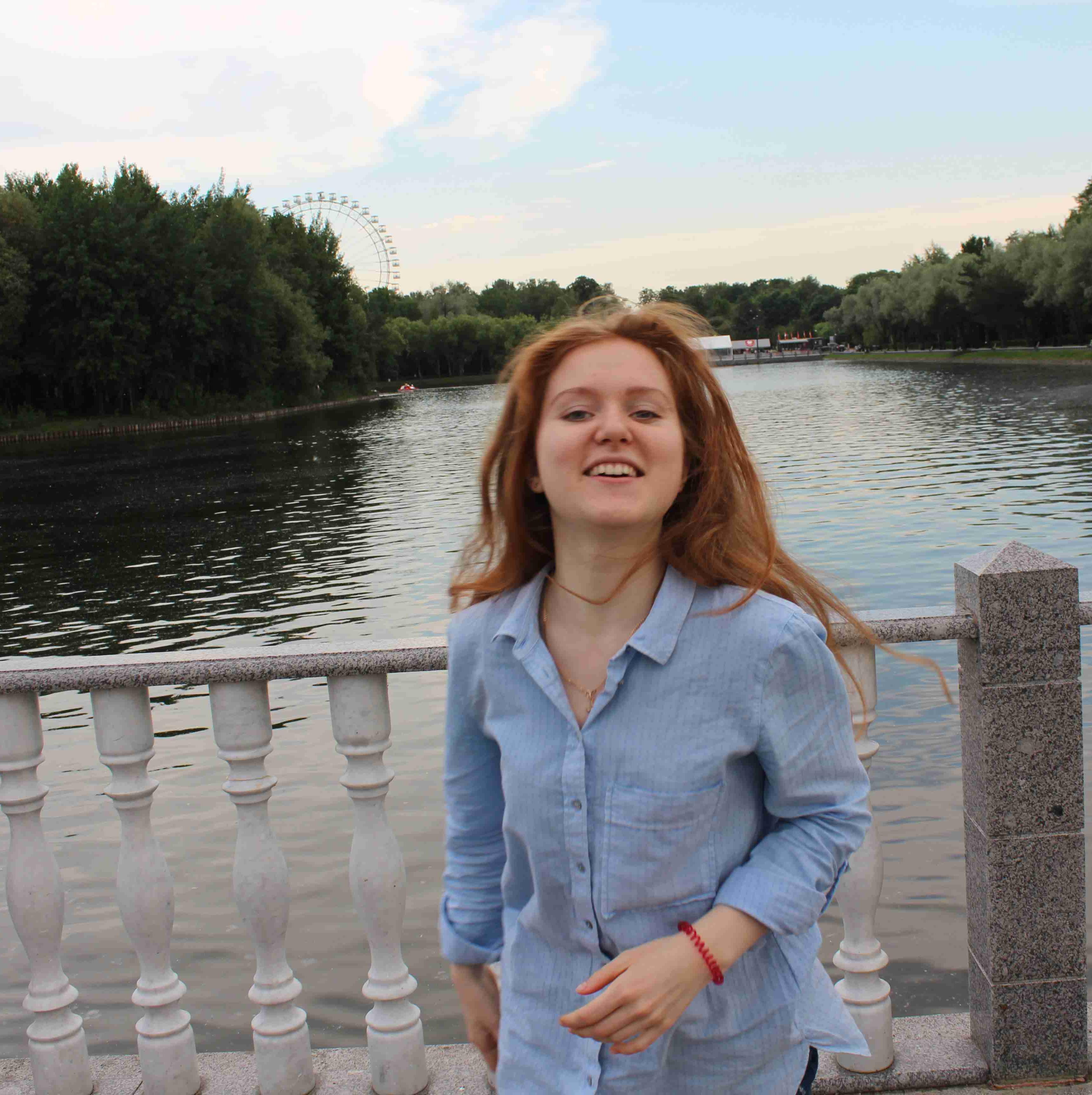 Мэри Фурсова