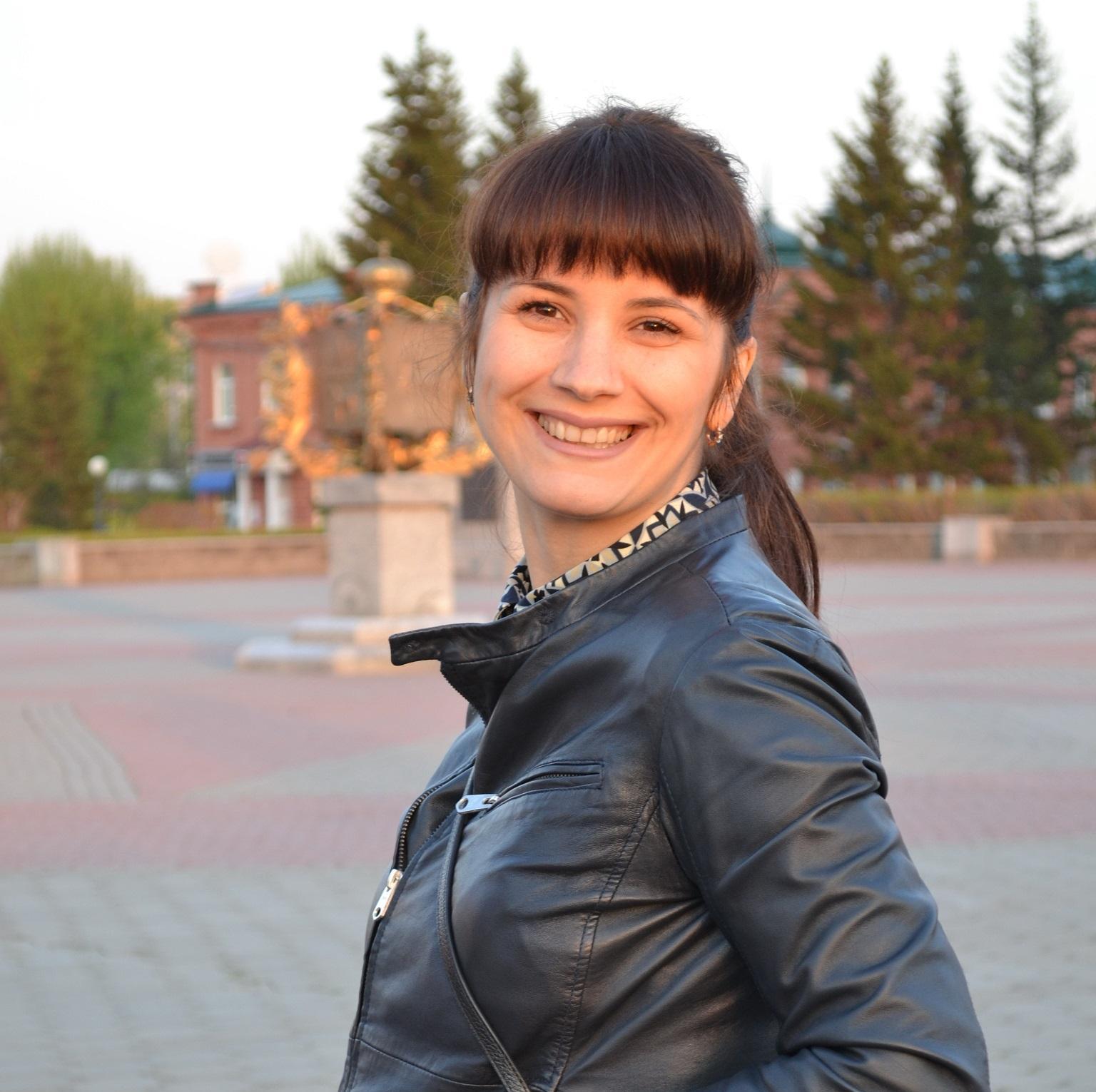 Карина  Шадрина